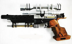 S-5 Security heavy blaster pistol