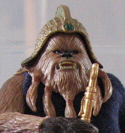Wookie governor
