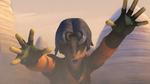 Ezra using force