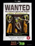 Hera's Wanted Poster