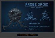 Probe Droid Graph