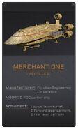 MerchantOne info