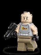 LEGO Commander Gregor