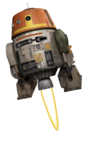 Chopper transparent