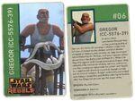 Gregor card