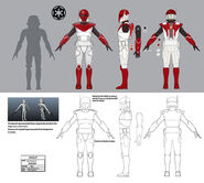 Imperial Super Commandos Concept Art 02
