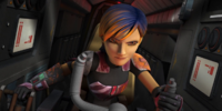 Sabine Wren/Gallery/Season Two