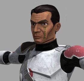 Commander Neyo Without Helmet
