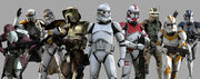 Phase 2 Clone Troopers