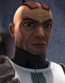 Commander Gree Without Helmet