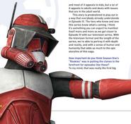 Commander Fox in Phase 2 Armor