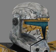 Gregor's Helmet