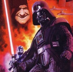 Darth Vader and the 501st Legion