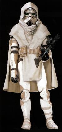 Commander Faie Concept Art
