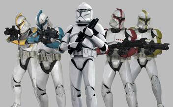 Phase 1 Clone Officers