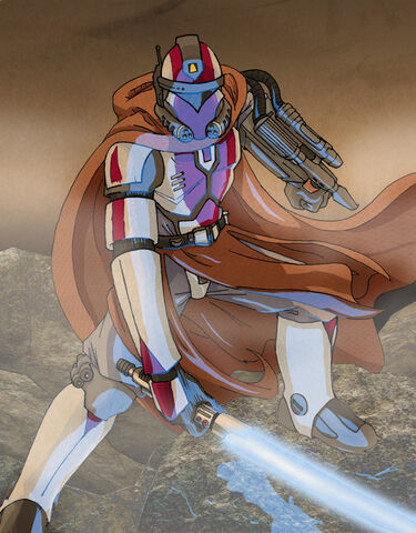 File:Mandalorian Jedi by Alexander463.jpg