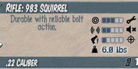 983 Squirrel