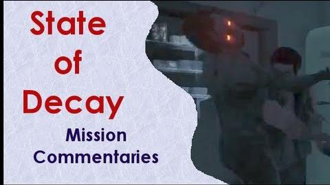 """State of Decay """"Trade Opportunity"""" Mission Playthrough w Commentary"""