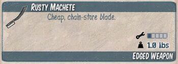 Machete-r
