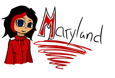 Maryland by Halkheart