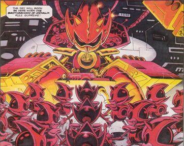 Metallix emperor 58