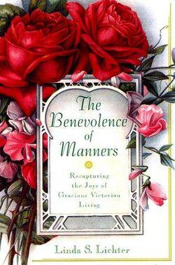 Benevolence Manners Cover LichterLS