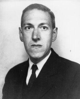 H. P. Lovecraft, June 1934