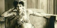 Mata Hari in her own words