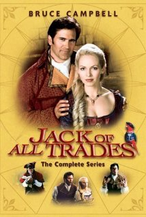 Jack of All Trades DVD Complete Series