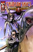 Crimson Skies Top Cow