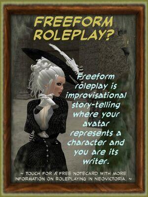 FreeFormRoleplay
