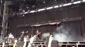 Sofia Rocks 2013. LaFrontera - Three Times.