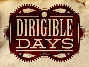 Dirigible days logo