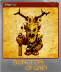 Dungeon of gain Foil 5
