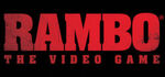 Rambo The Video Game Logo