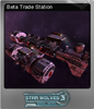 Star Wolves 3 Civil War Foil 6