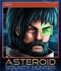 Asteroid Bounty Hunter Card 2