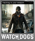 Watch Dogs Foil 4