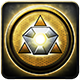 Sol Survivor Badge 5 Major General