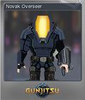Gunjitsu Foil 4