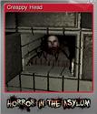 Horror in the Asylum Foil 2