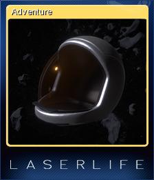 Laserlife Card 09
