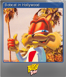 Bubsy Two-Fur Foil 10