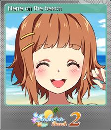 Sakura Beach 2 Foil 3