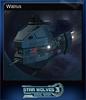 Star Wolves 3 Civil War Card 10