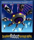 Drunken Robot Pornography Card 4