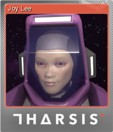 Tharsis Foil 4
