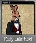 Rusty Lake Hotel Foil 5