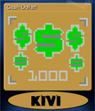 Kivi, Toilet and Shotgun Card 1