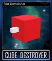 Cube Destroyer Card 2